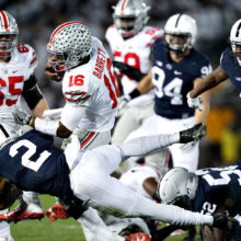 Buckeyes Vs. Nittany Lions Odds & More | College Football Week 5 Picks