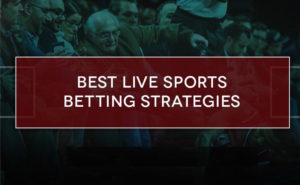 Live in play betting strategy ante post betting st leger 2021
