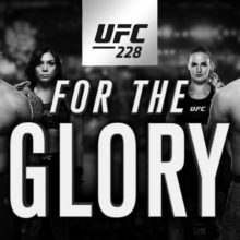 UFC 228 Predictions betting predictions