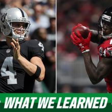 What We Learned After NFL Weeks Two?