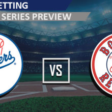 Dodgers Vs. Red Sox - 2018 World Series Betting Odds