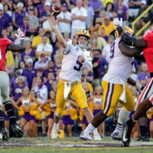 Mississippi State Vs. LSU - College Football Week 8 Betting Odds | Picks