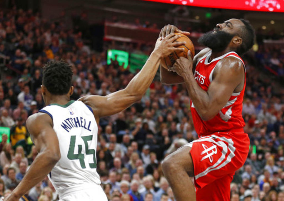 Utah Jazz Vs. Houston Rockets - NBA Consensus Betting Picks | Odds