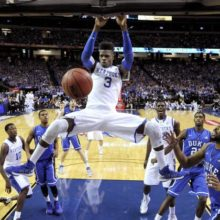 Betting on Duke at March Madness