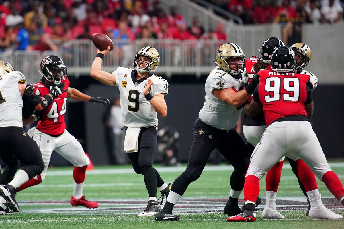 Falcons Vs. Saints - Thanksgiving Day Football Betting Odds | Predictions