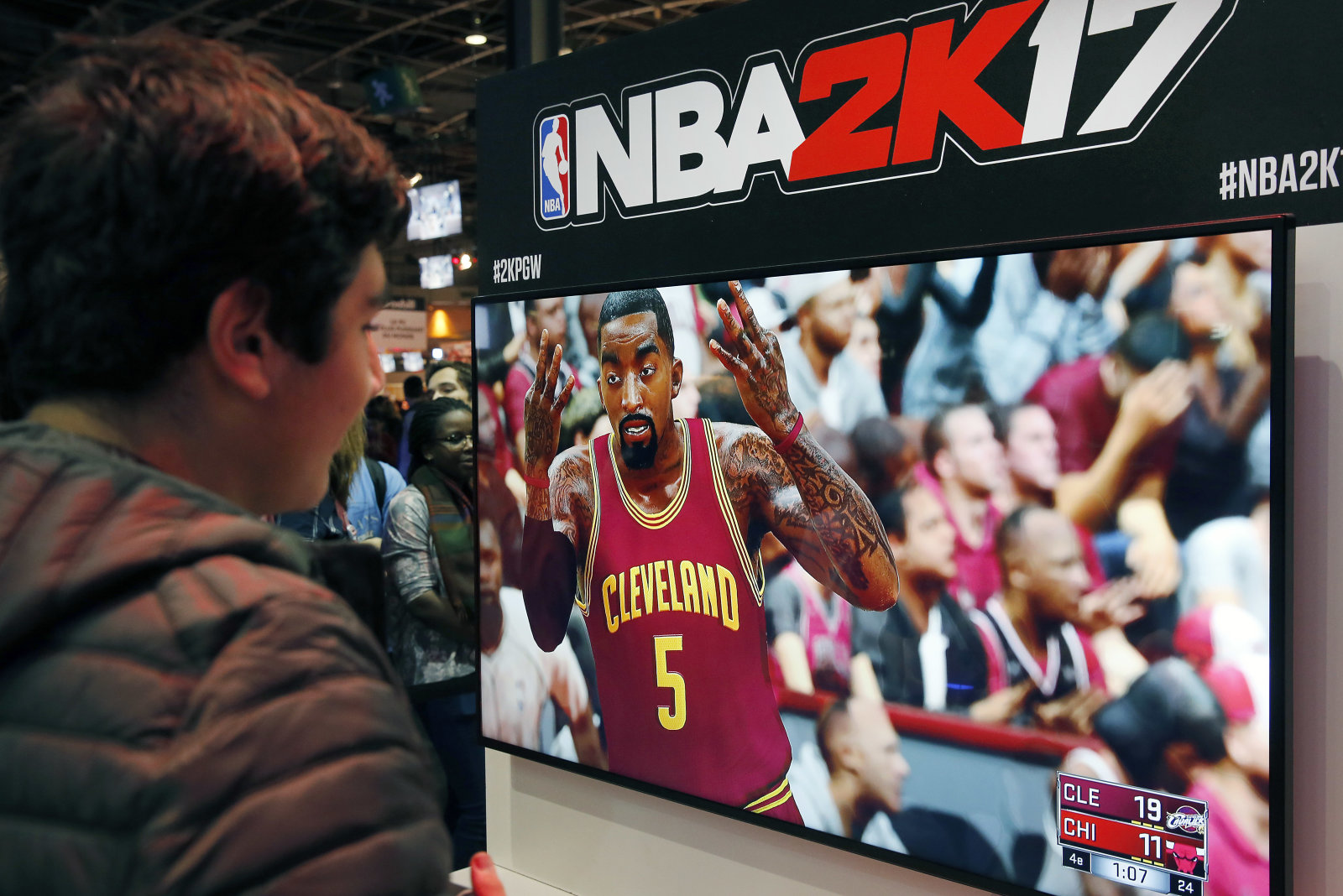 NBA Stars Play eSports - New Deals For Fans