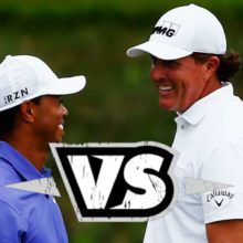 Tiger Woods versus Phil Mickelson Betting Preview, Odds