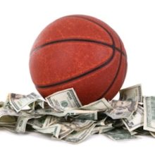 NBA betting money