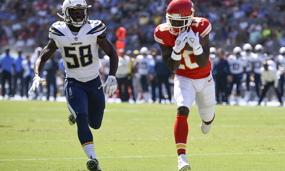 Chargers Vs. Chiefs Predictions - Thursday Night Football | Week 14 Odds