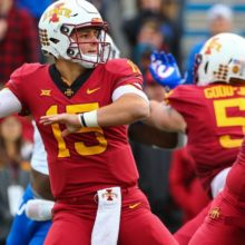 Iowa State Vs Washington State Predictions - Alamo Bowl Betting Odds