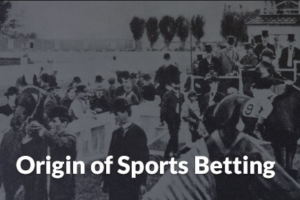 Online Gambling History - Sports Betting In The US