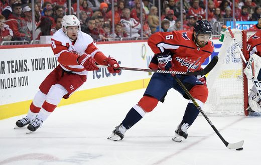 Red Wings Vs. Capitals - Free NHL Consensus Picks For Tonight