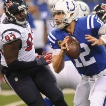 Colts Vs. Texans Predictions - NFL Wild Card Betting Odds | Lines