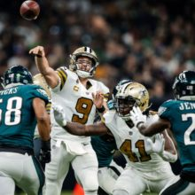 Eagles Vs. Saints Predictions - Divisional Round Betting Odds | Lines