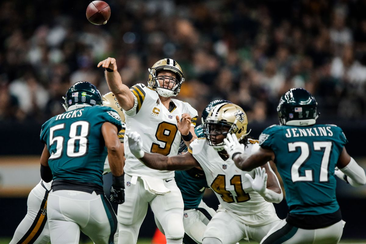 Eagles Vs. Saints Predictions - Divisional Round Betting Odds   Lines