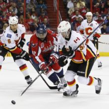 Flames Vs. Capitals Predictions - Free NHL Picks For Tonight