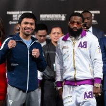 pac man vs broner face off