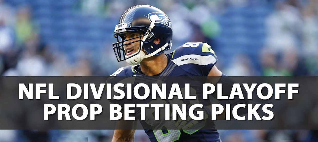 NFL Prop Bets Picks - Divisional Playoff Games