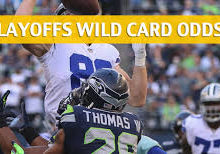 NFL Wild Card Betting Preview - Line | Odds | Predictions