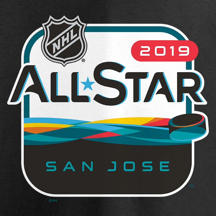 nhl all star weekend logo