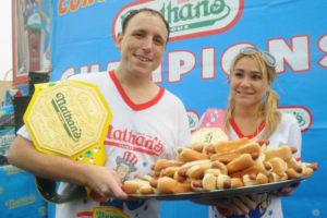 how to bet on competitive eating?