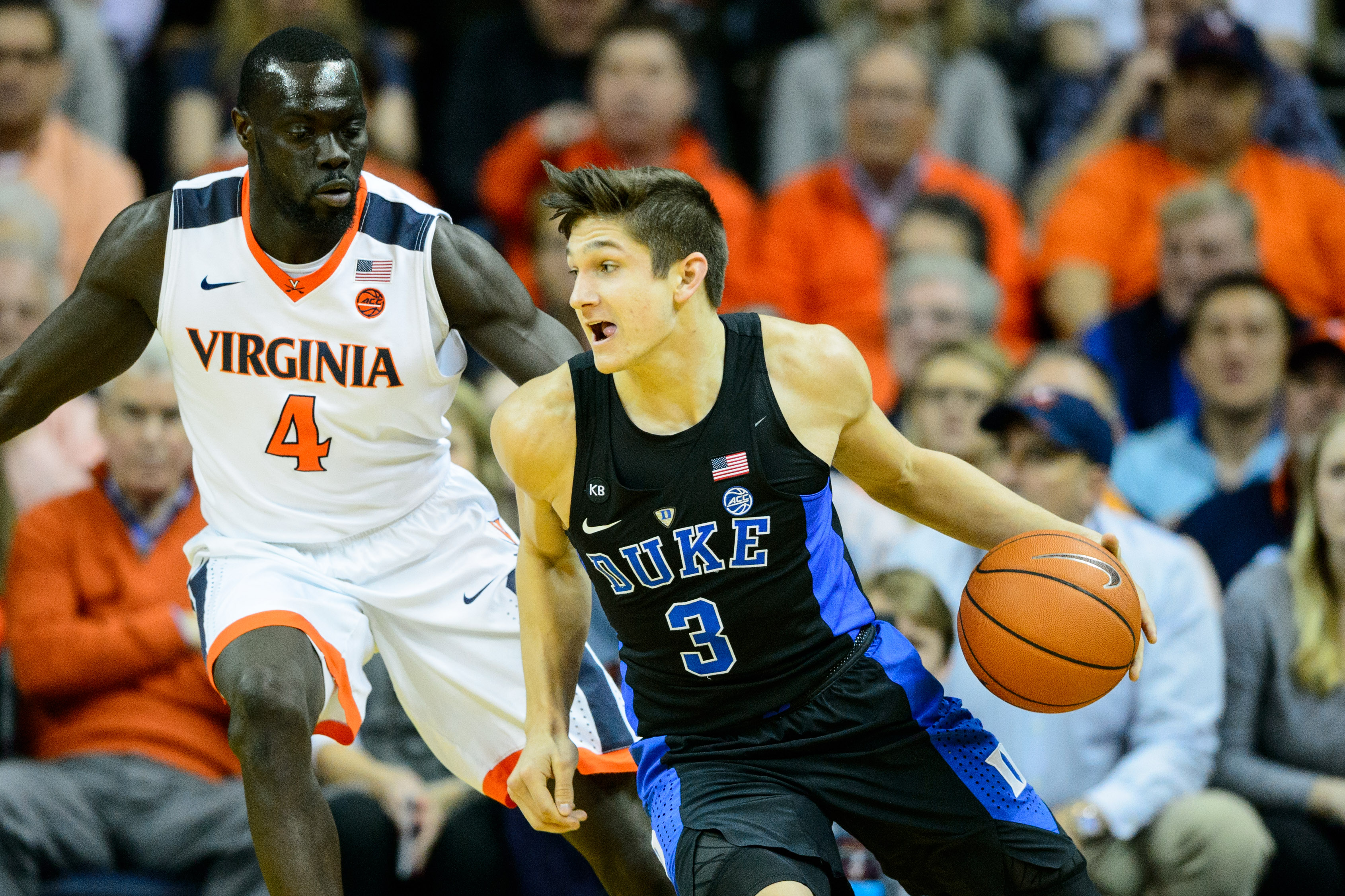 Duke Vs. Virginia Predictions - NCAA College Basketball Picks