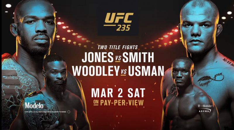 UFC 235 expert betting picks