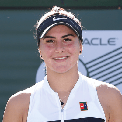 Betting Odds For Bianca Andreescu PNB Paribas Open Player