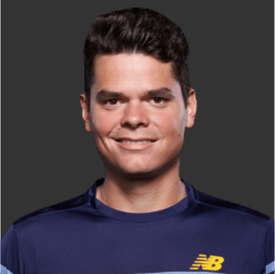 Betting Odds For Milos Raonic PNB Paribas Open Player