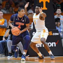 betting on Tennessee march madness