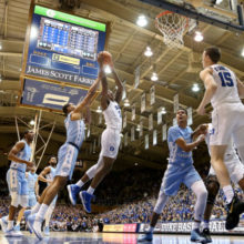 Duke Vs. North Carolina Predictions - ACC Tournament Picks