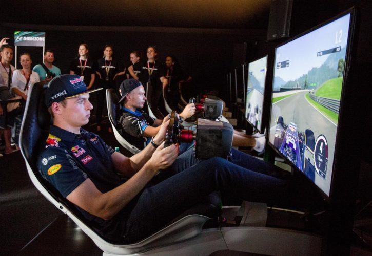 F1 eSports competitions