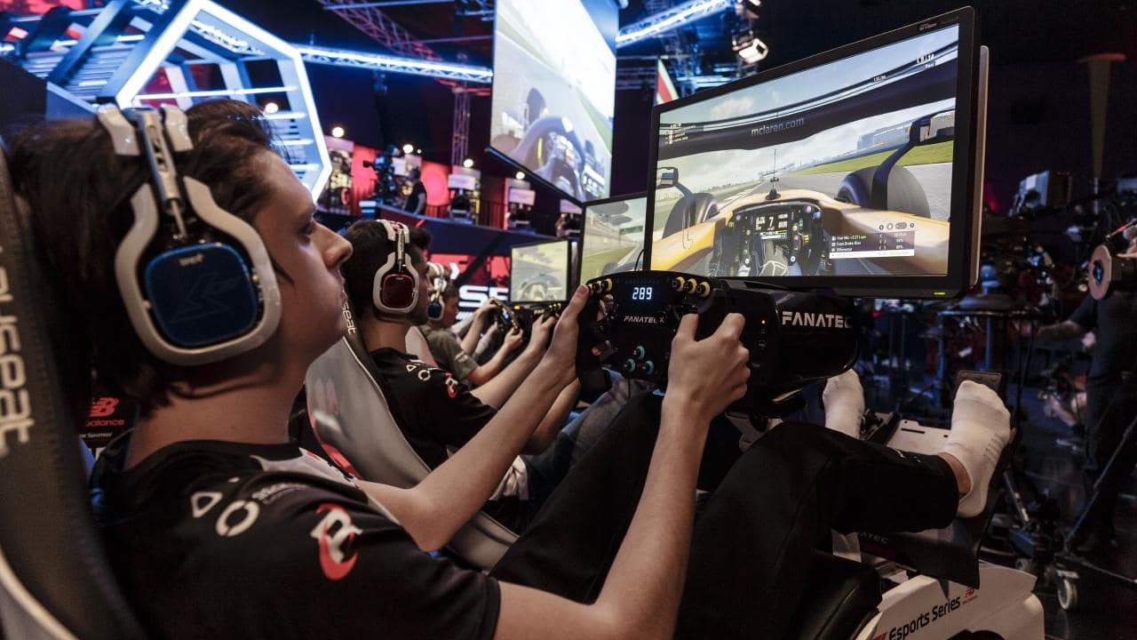 F1 And NASCAR Taking e-Sports Seriously