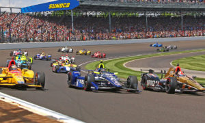 Indianapolis 500 betting
