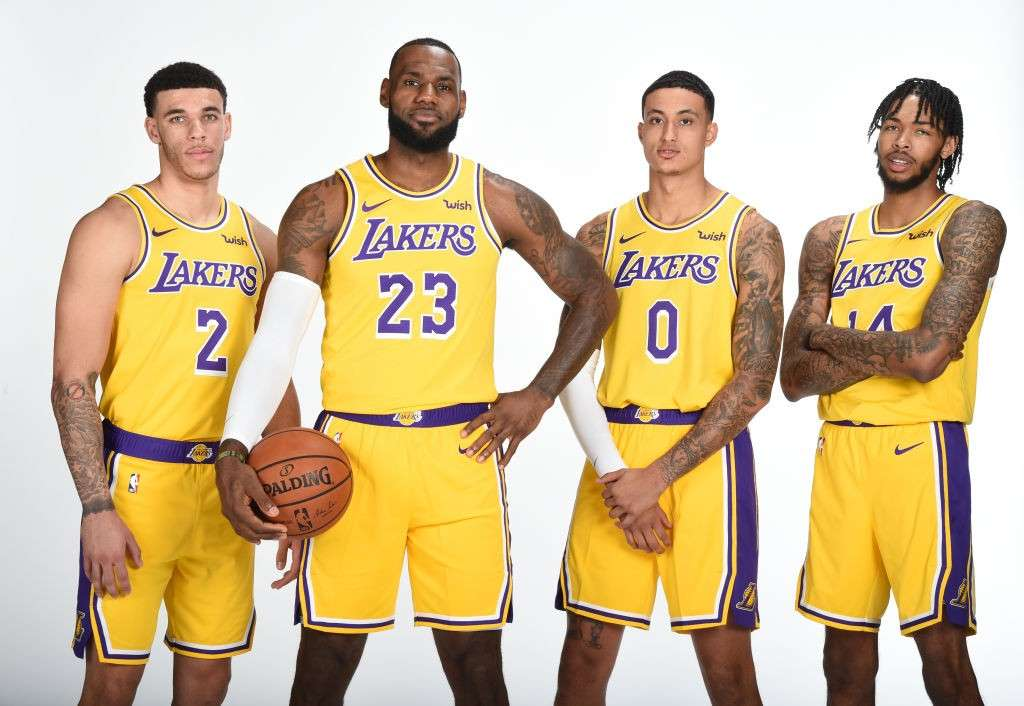 Los Angeles Lakers 2018-19 betting