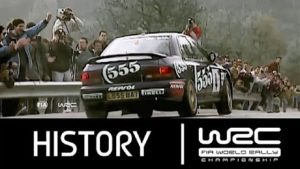 World Rally Championship History