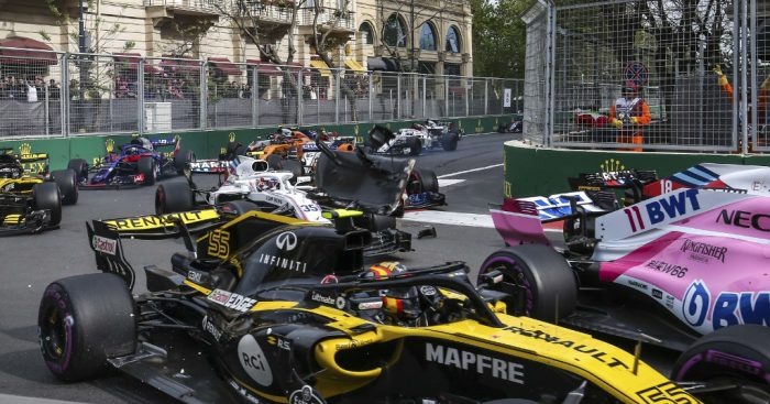 Formula 1 2019 Azerbaijan Grand Prix Odds & Picks