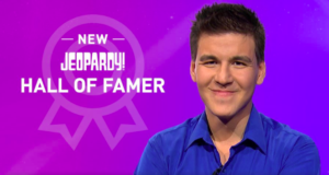 Jeopardy GOAT - James Holzhauer Jeopardy Contestant Breaks Record
