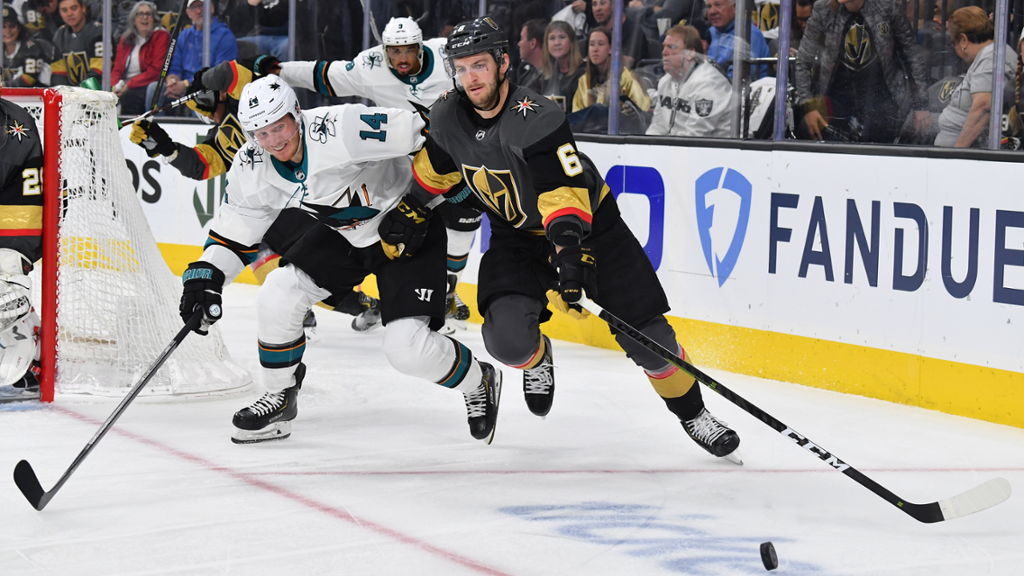 Sharks Vs. Golden Knights Predictions | NHL Playoffs 2019 Game 6 Picks