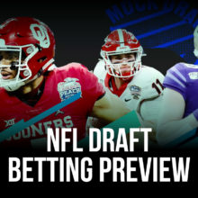 2020 NFL Draft Betting Odds