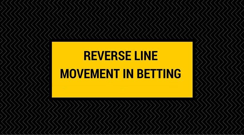 reverse line movement betting trends