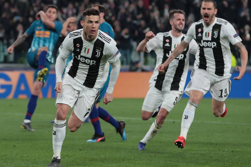 cristiano ronaldo scoring with juventus - soccer betting