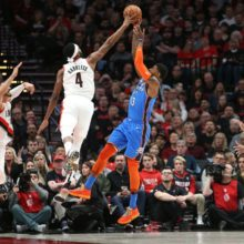 NBA Consensus Picks – Thunder Vs. Trail Blazers