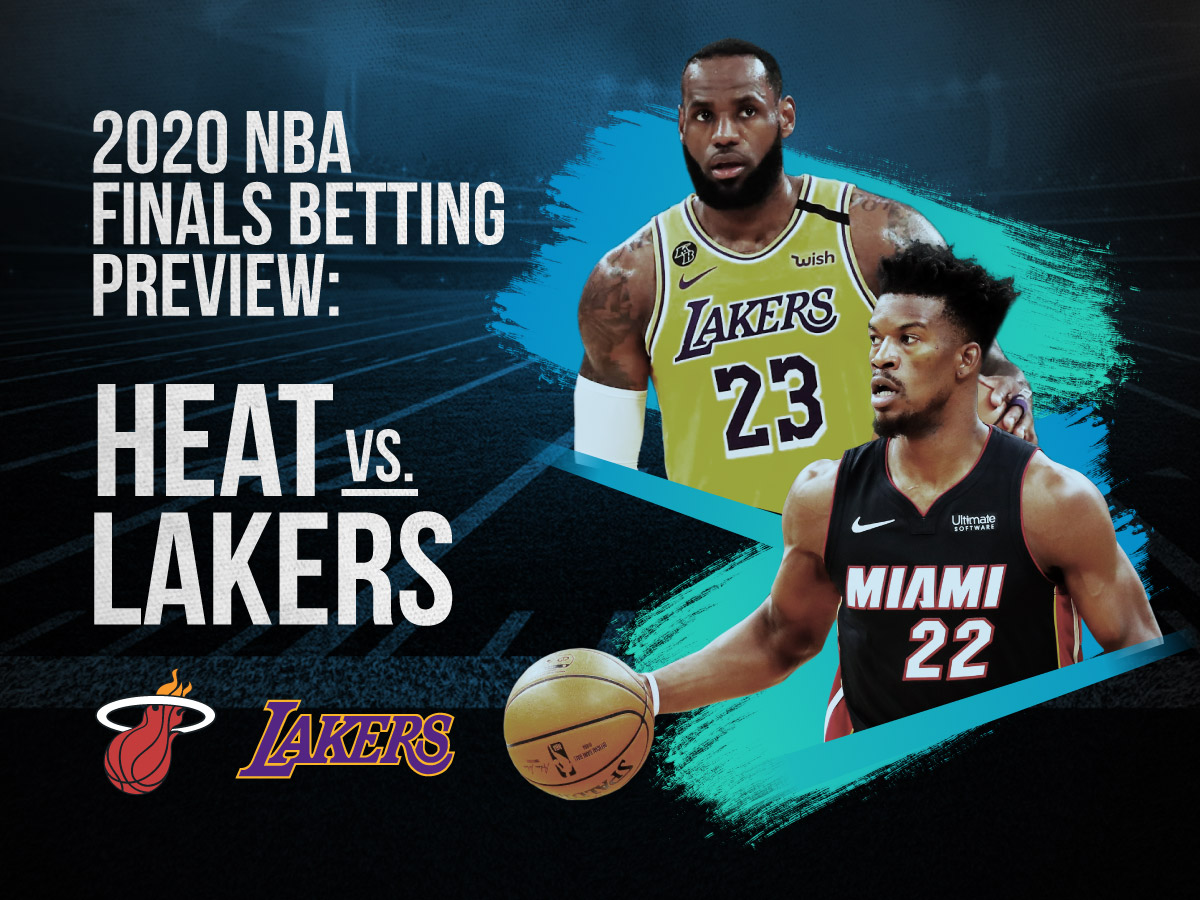2020 NBA Finals Betting Preview