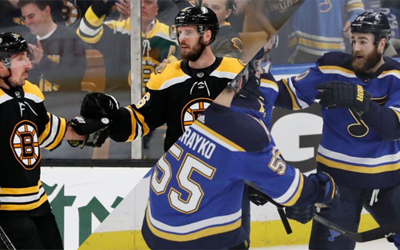 Blues Vs Bruins Betting Prediction NHL Stanley Cup Finals Game 1