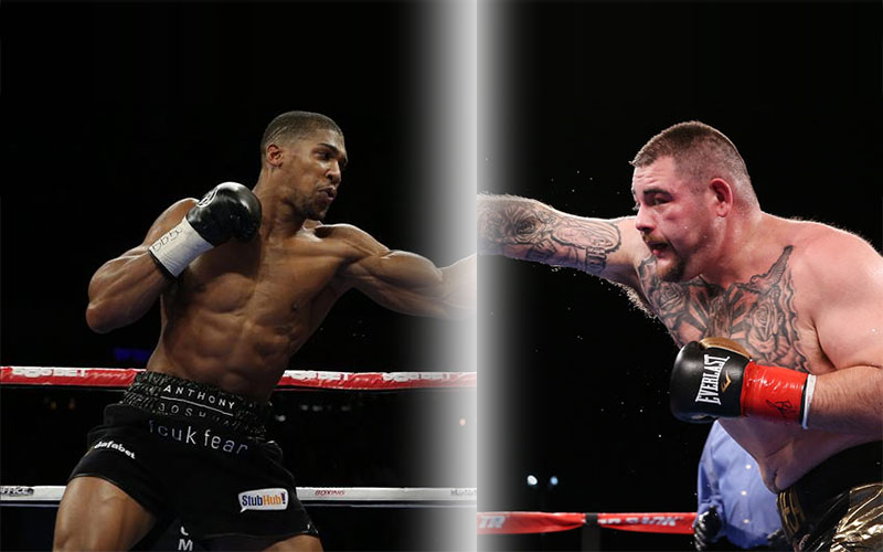 Boxing Betting - Anthony Joshua Vs Andy Ruiz Fight Odds and Prediction