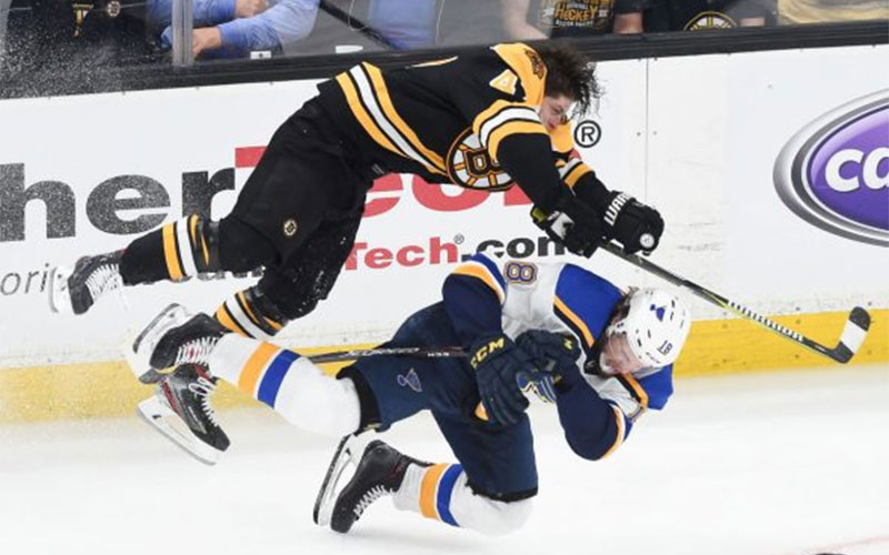 Bruins Vs Blues Betting Prediction NHL Stanley Cup Finals Game 3