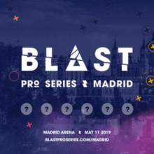 CSGO BLAST Pro Series Madrid Featured
