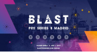 CSGO BLAST Pro Series Madrid Intro