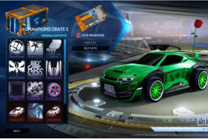Rocket League Skins Betting